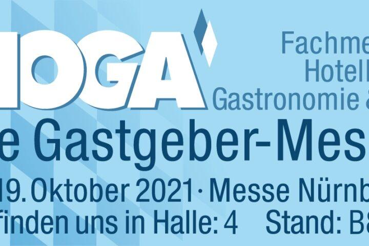 Messe HOGA 2021